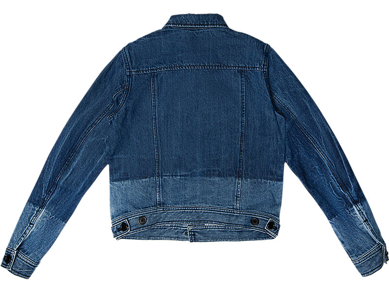 WS Denim Jacket Indigo Blue 5 BK