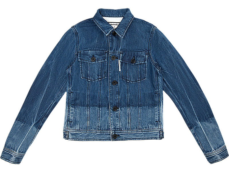 WS Denim Jacket Indigo Blue 1 FT