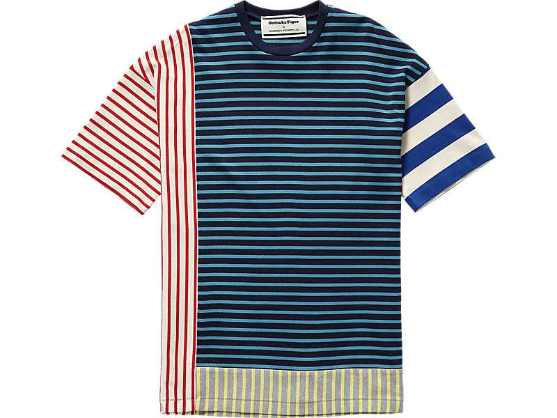 WS TEE RED/NAVY 1 FT