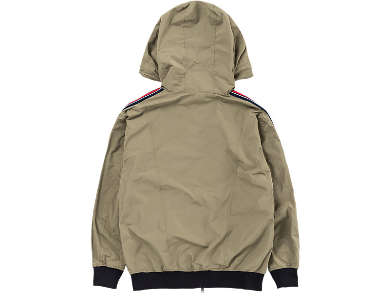 WS Zip Up Bomber ALOE 5 BK