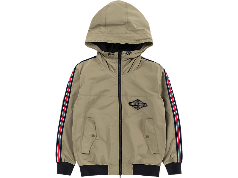 WS Zip Up Bomber ALOE 1 FT