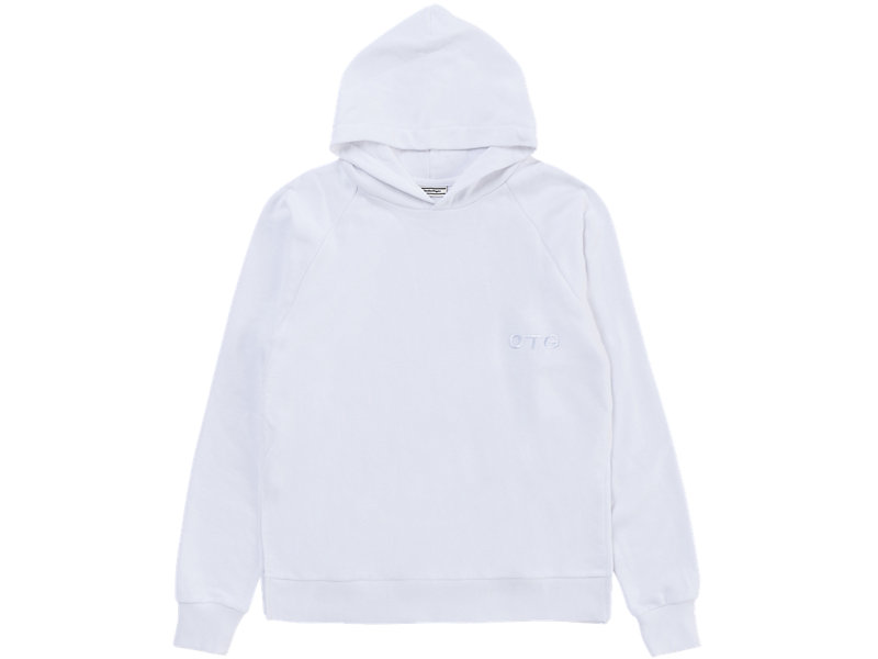 WS Sweat Hoodie REAL WHITE 1 FT