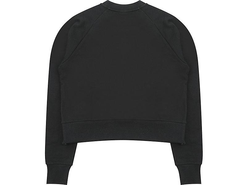 WS Sweat Top PERFORMANCE BLACK 5 BK