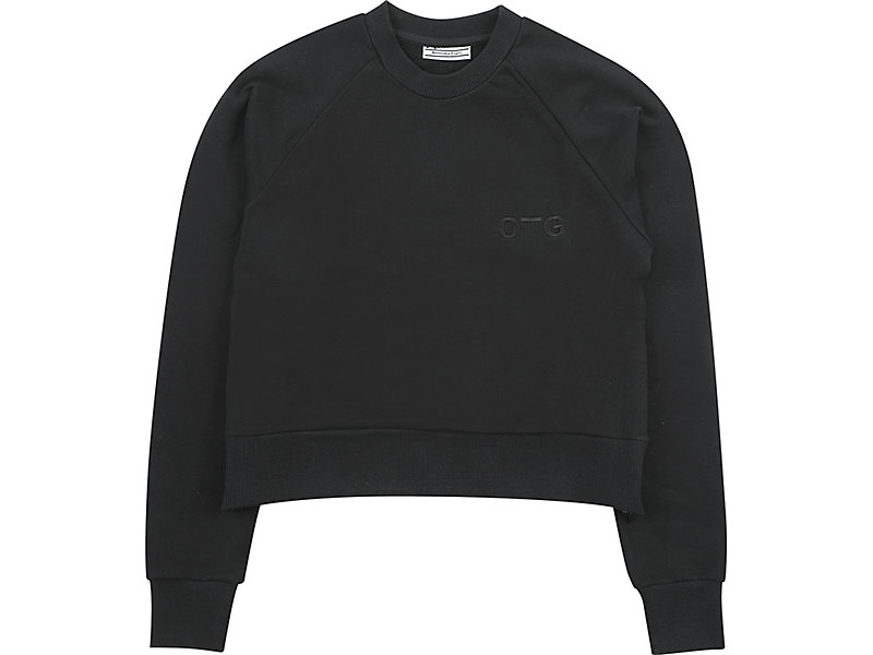 WS SWEAT TOP BLACK 1 FT