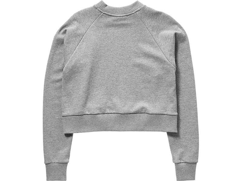 WS Sweat Top Stone Grey 5 BK
