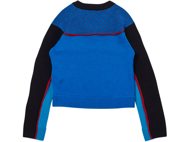 Knit ELECTRIC BLUE/FLASH CORAL 5 BK