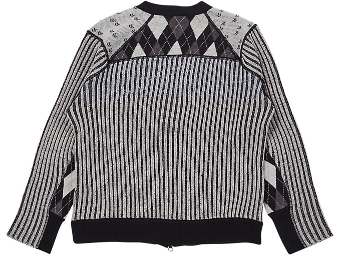Back view of WS KNIT CARDIGAN