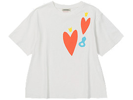 W Heart Graphic Tee