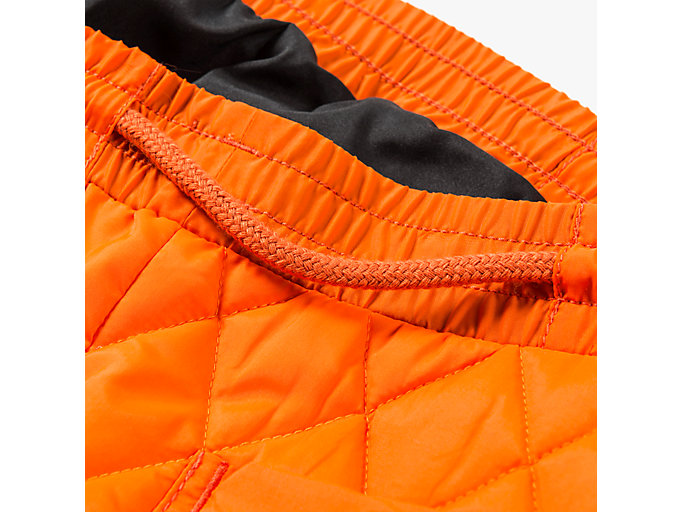 Alternative image view of WS QUILTED PANT, SHOCKING ORANGE