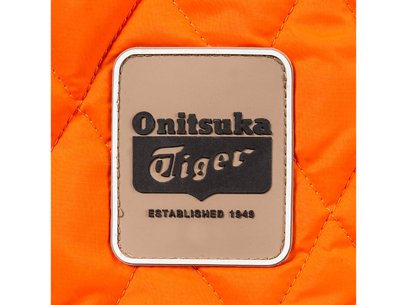 WS QUILTED PANT ORANGE 13 Z