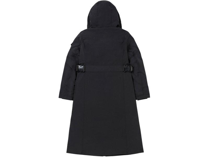 Long Padded Coat PERFORMANCE BLACK 5 BK