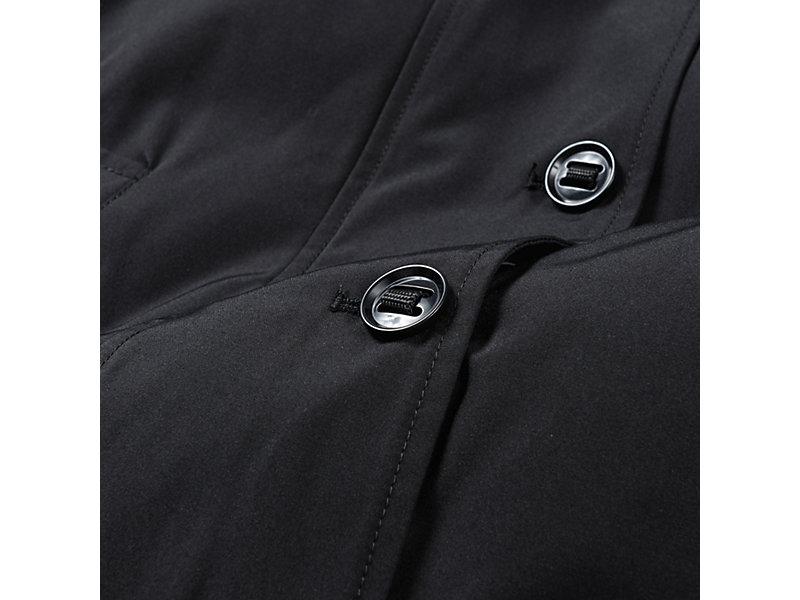 Long Padded Coat PERFORMANCE BLACK 13 Z