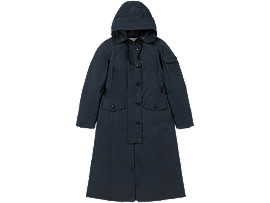 WS LONG PADDED COAT