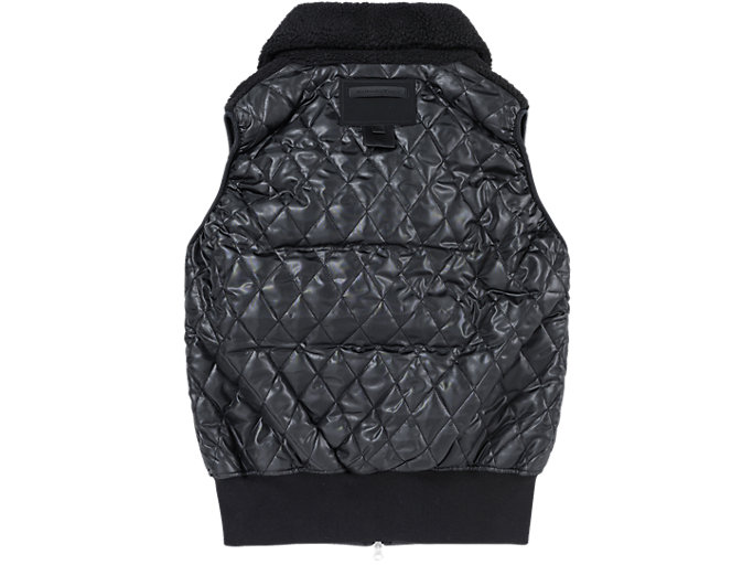 Back view of W PADDED VEST