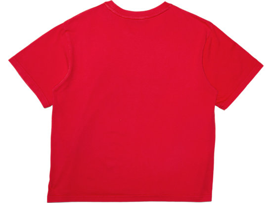 女印花T恤 RED