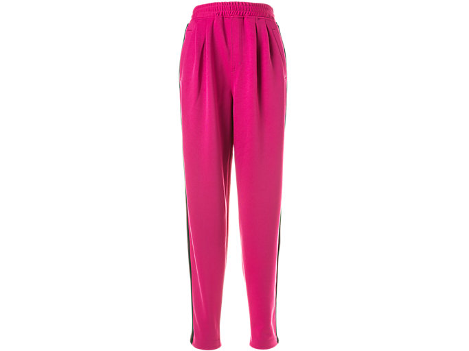 Front Top view of WS PANT, HOT PINK