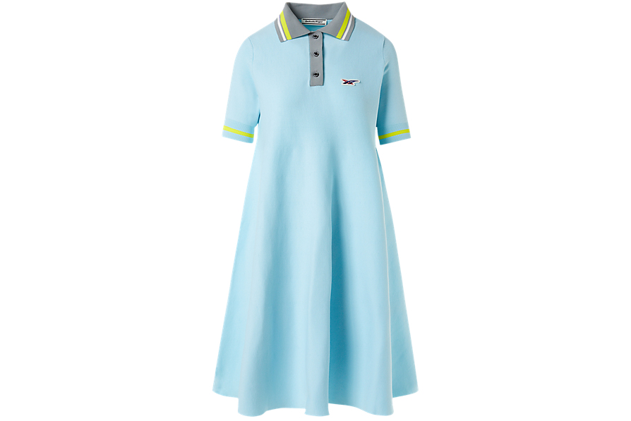 WS KNIT POLO DRESS