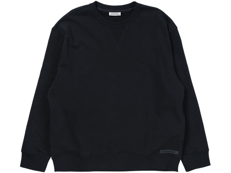 Sweat Top Performance Black 1 FT