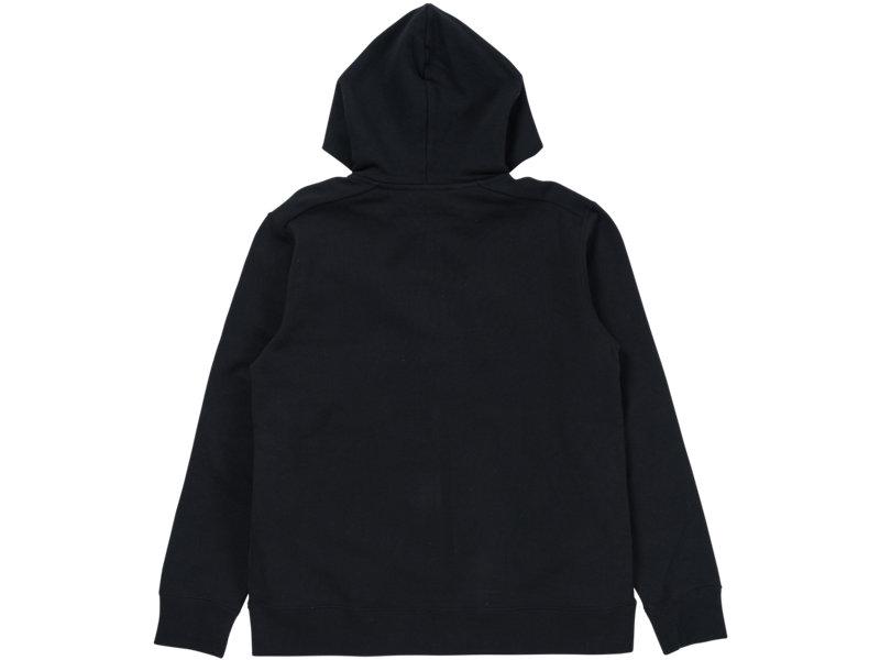 Sweat Zip Hoodie Performance Black 5 BK