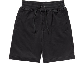 SWEAT SHORT PANT, PERFORMANCE BLACK