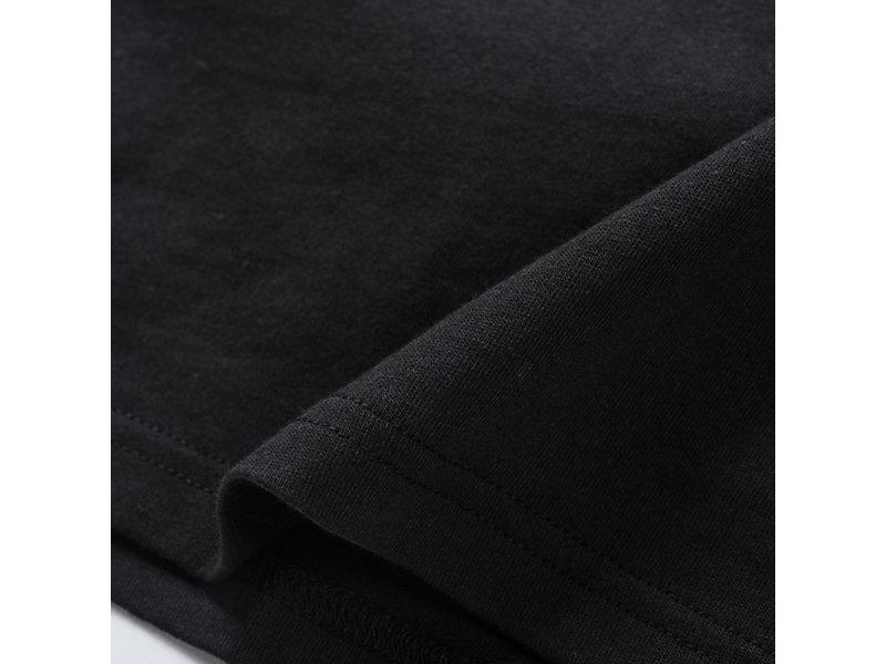 LOGO T-SHIRT PERFORMANCE BLACK/SILVER 13 Z