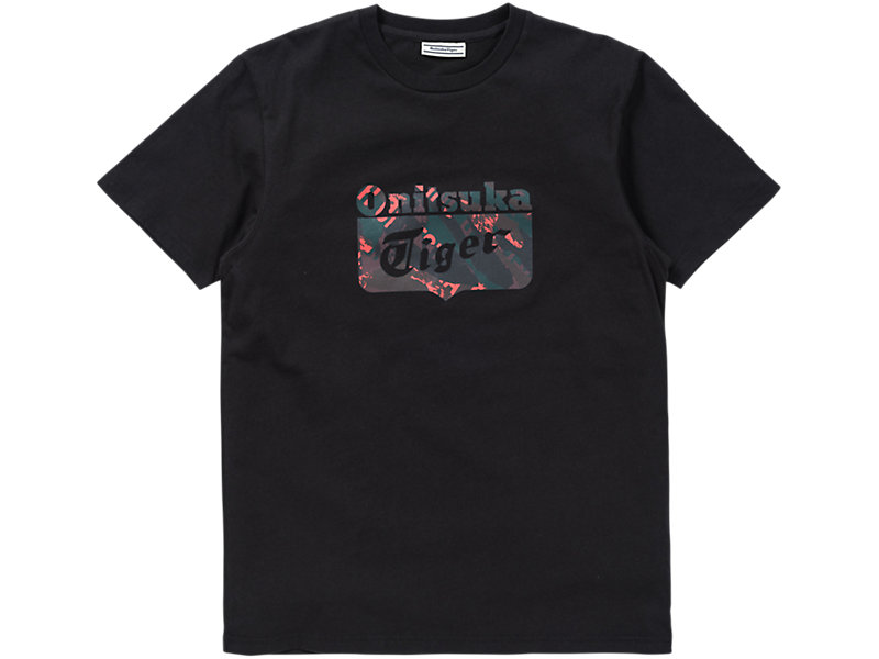 Graphic T-Shirt Performance Black 1 FT