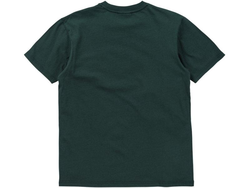 Graphic T-Shirt HUNTER GREEN 5 BK