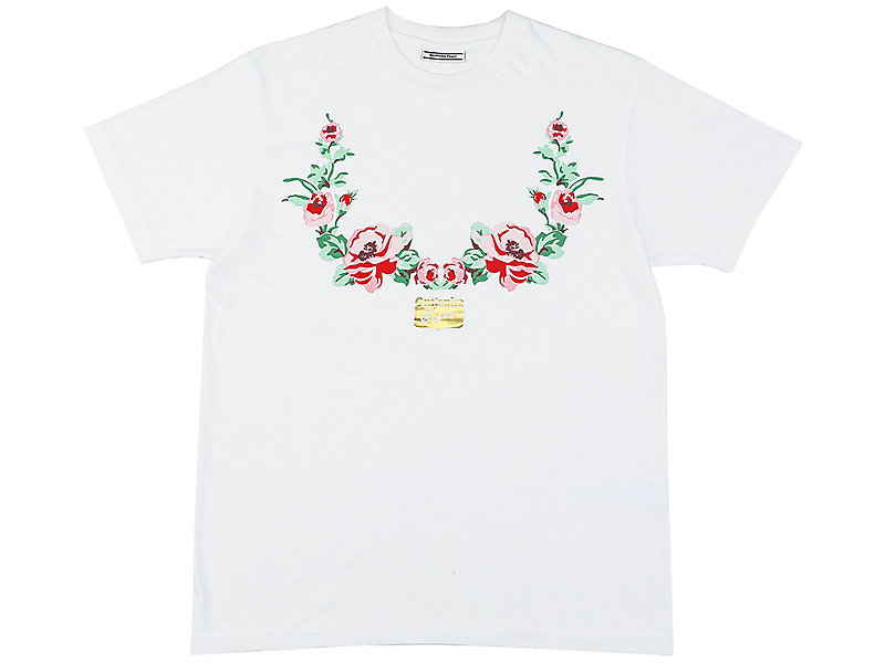Graphic T-shirt REAL WHITE 1 FT