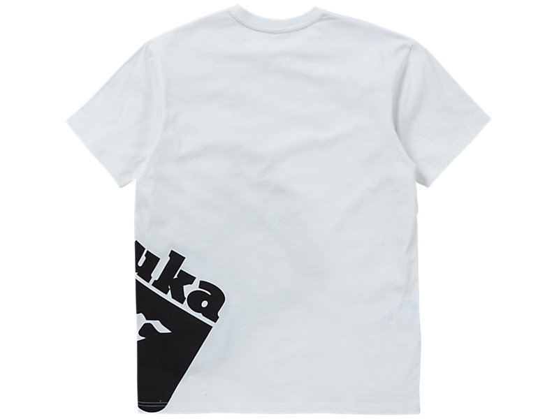 GRAPHIC T-SHIRT REAL WHITE/PERFORMANCE BLACK 5 BK