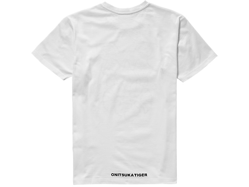 GRAPHIC T-SHIRT WHITE 5 BK