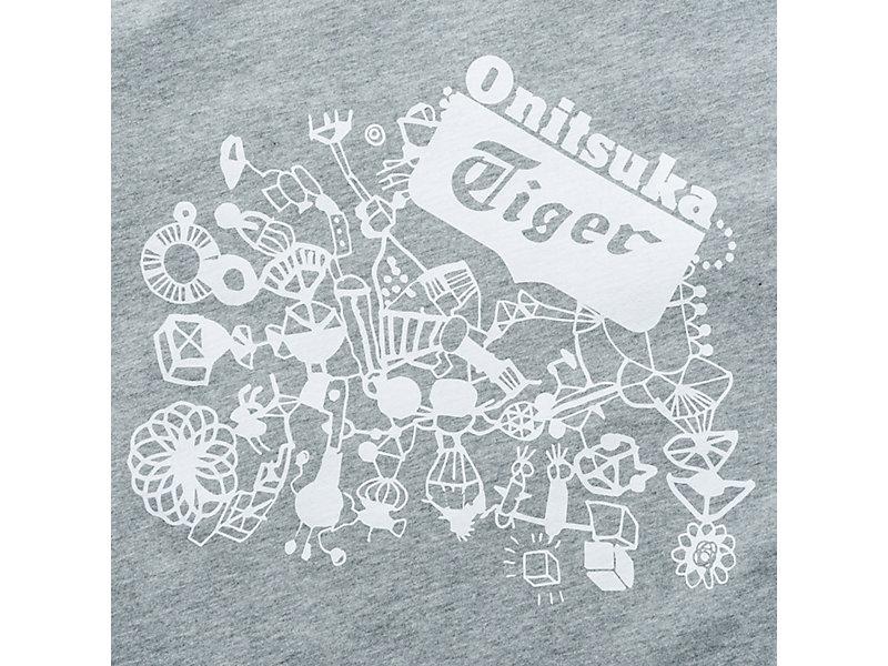 Graphic T-Shirt Dark Grey 9 Z