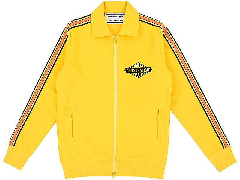 TRACK TOP YELLOW 1 FT