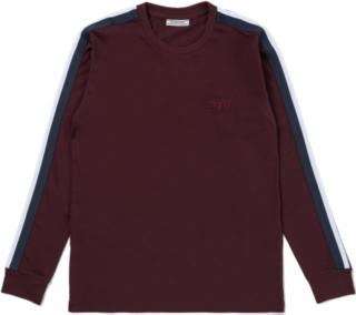 中性長袖T恤