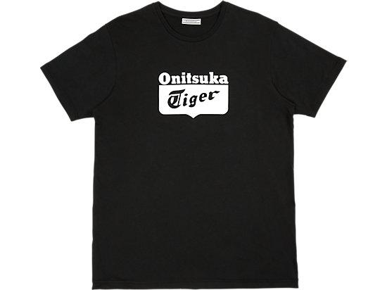 LOGO T恤 BLACK/WHITE