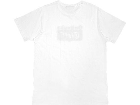 短袖上衣 WHITE/BLACK