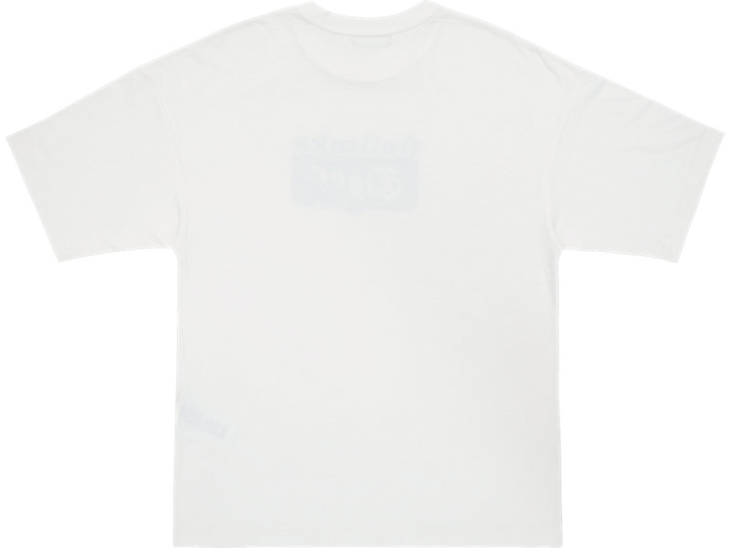 LOGO TEE REAL WHITE/PERFORMANCE BLACK 5 BK