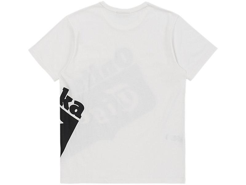 GRAPHIC TEE WHITE/BLACK 5 BK