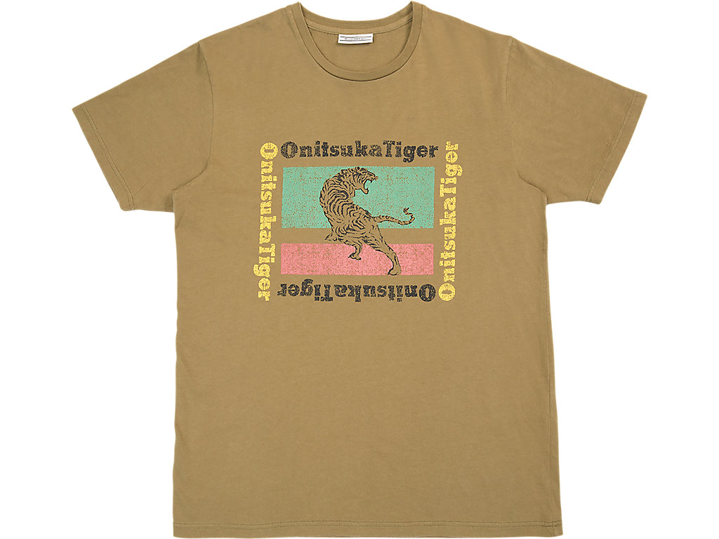 Onitsuka Tiger GRAPHIC TEE Image