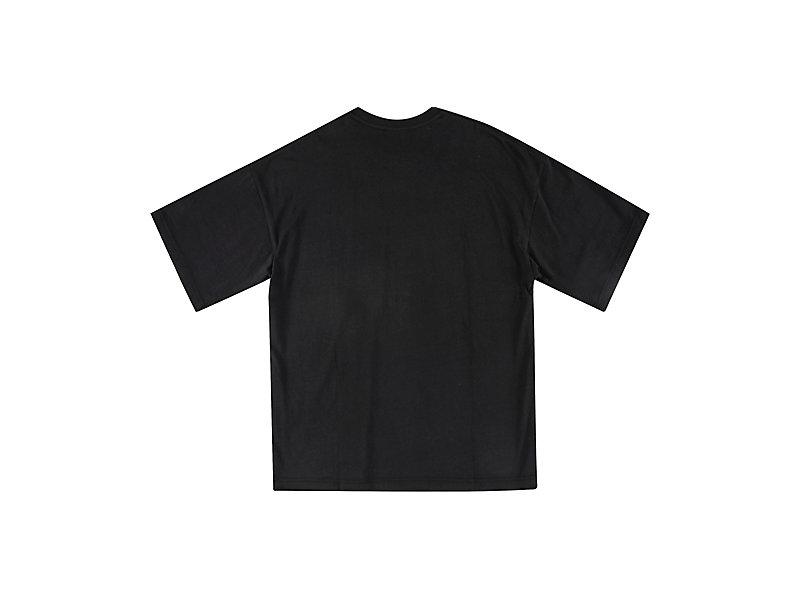 GRAPHIC TEE BLACK/WHITE 5 BK