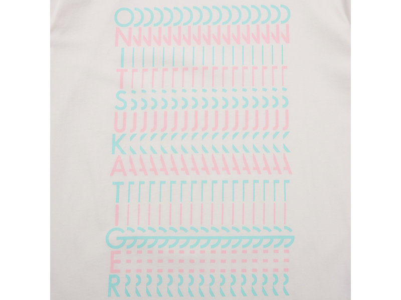 GRAPHIC TEE WHITE 9 Z