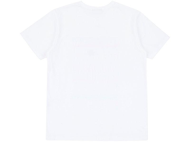 GRAPHIC TEE WHITE 5 BK