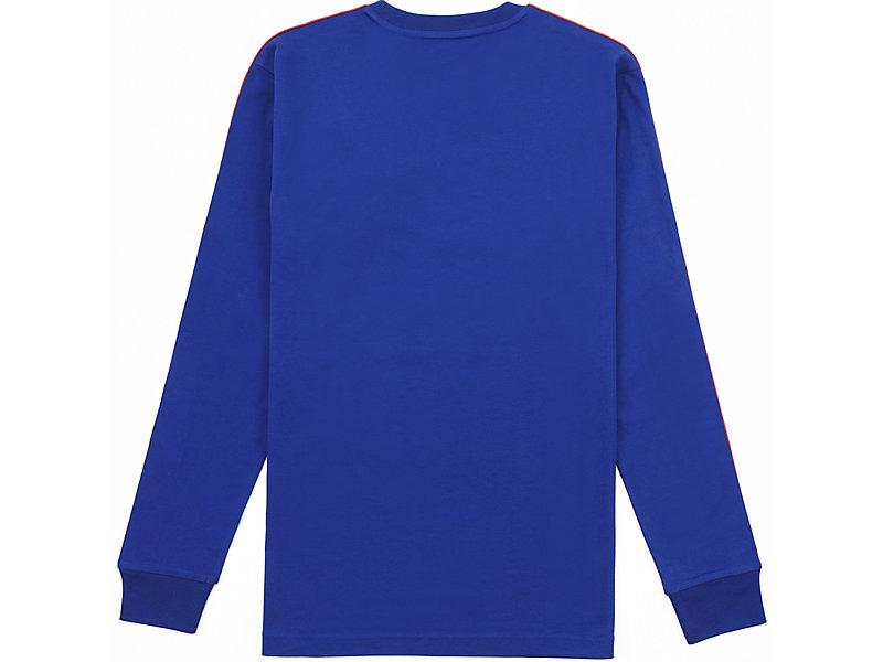LS TEE BLUE 5 BK