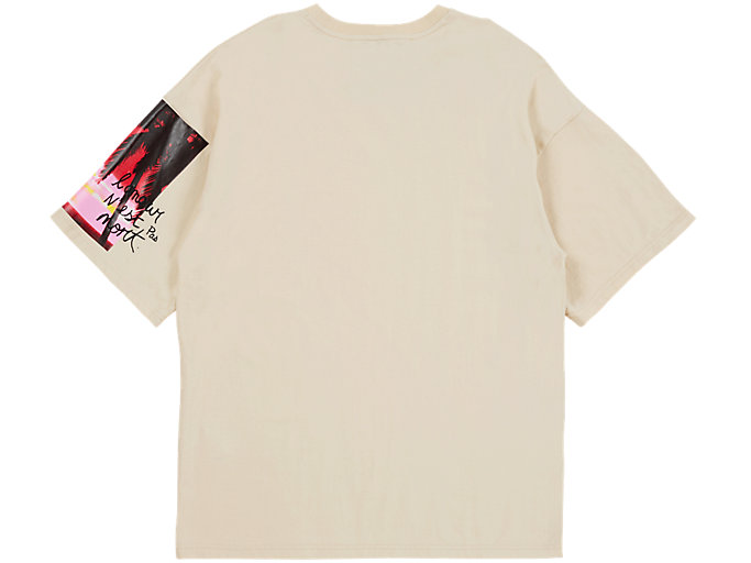 Back view of GRAPHIC TEE