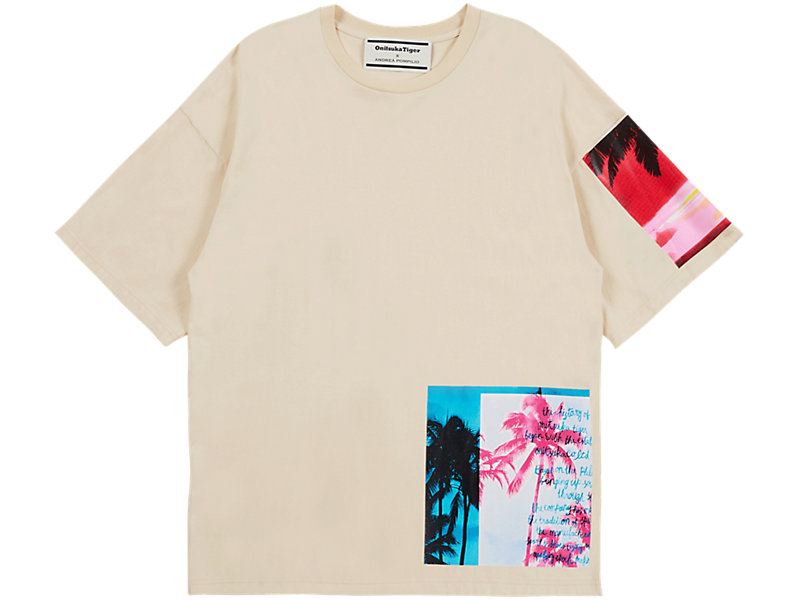 GRAPHIC TEE OFF WHITE 1 FT