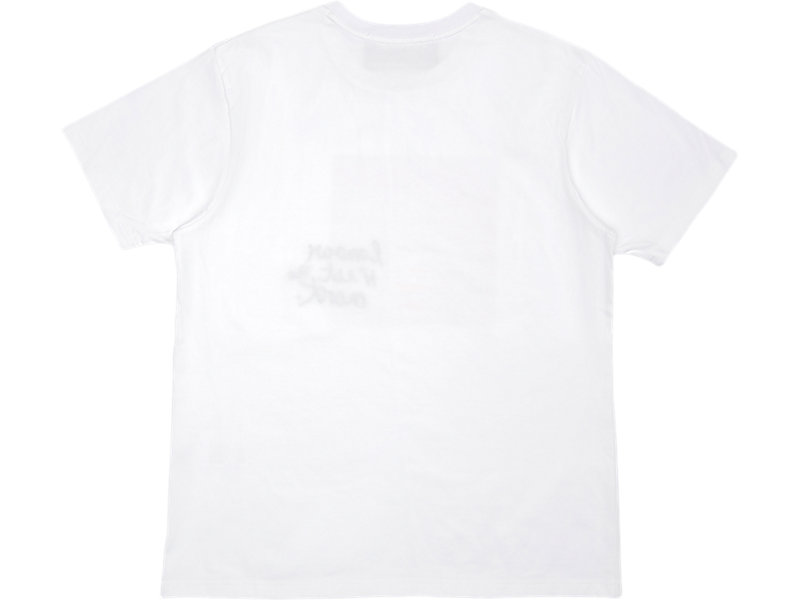 Graphic Tee Real White 5 BK