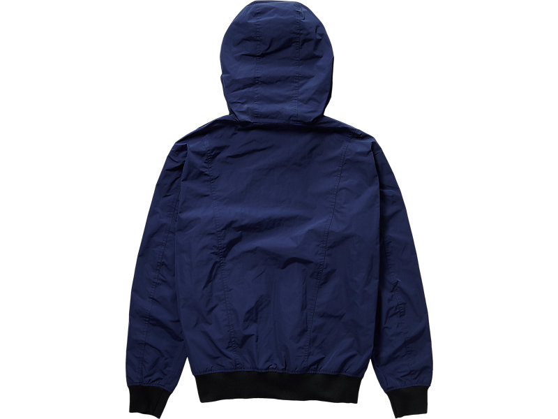 ZIP UP BOMBER NAVY 5 BK
