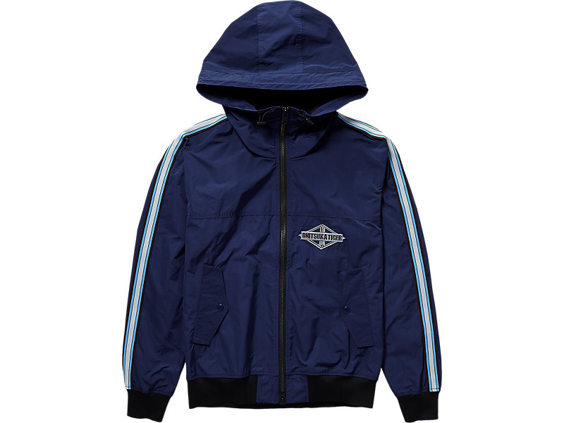 ZIP UP BOMBER NAVY 1 FT