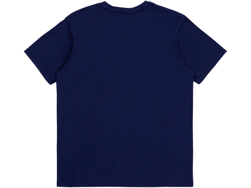 GRAPHIC TEE NAVY 5 BK