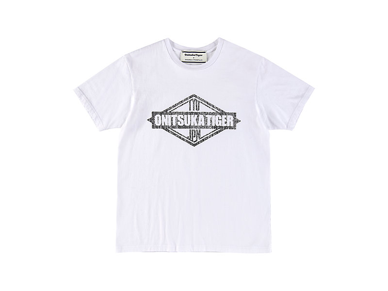 GRAPHIC TEE WHITE 1 FT