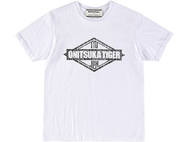 GRAPHIC TEE, REAL WHITE
